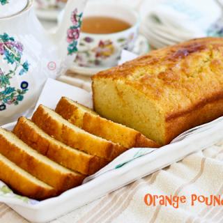 Delightful Orange Juice Cake Recipe