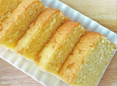 A Fluffy Butter Cake Recipe For You To Try Out