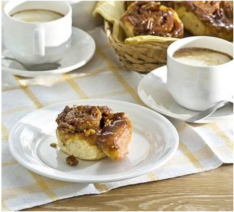 Love Sticky Buns .. Then Try Out These Cinnamon Pecan Sticky Buns