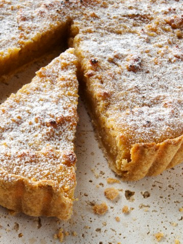 A Delightful Wholemeal Treacle Tart Recipe