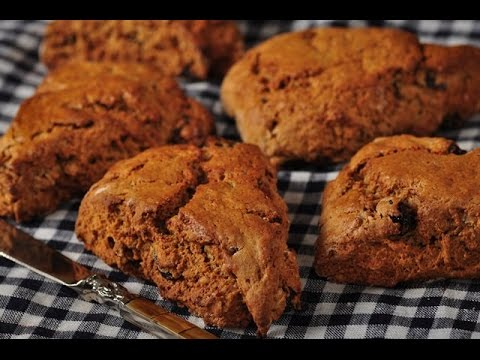 A Great Gingerbread Recipe For These Amazing Scones