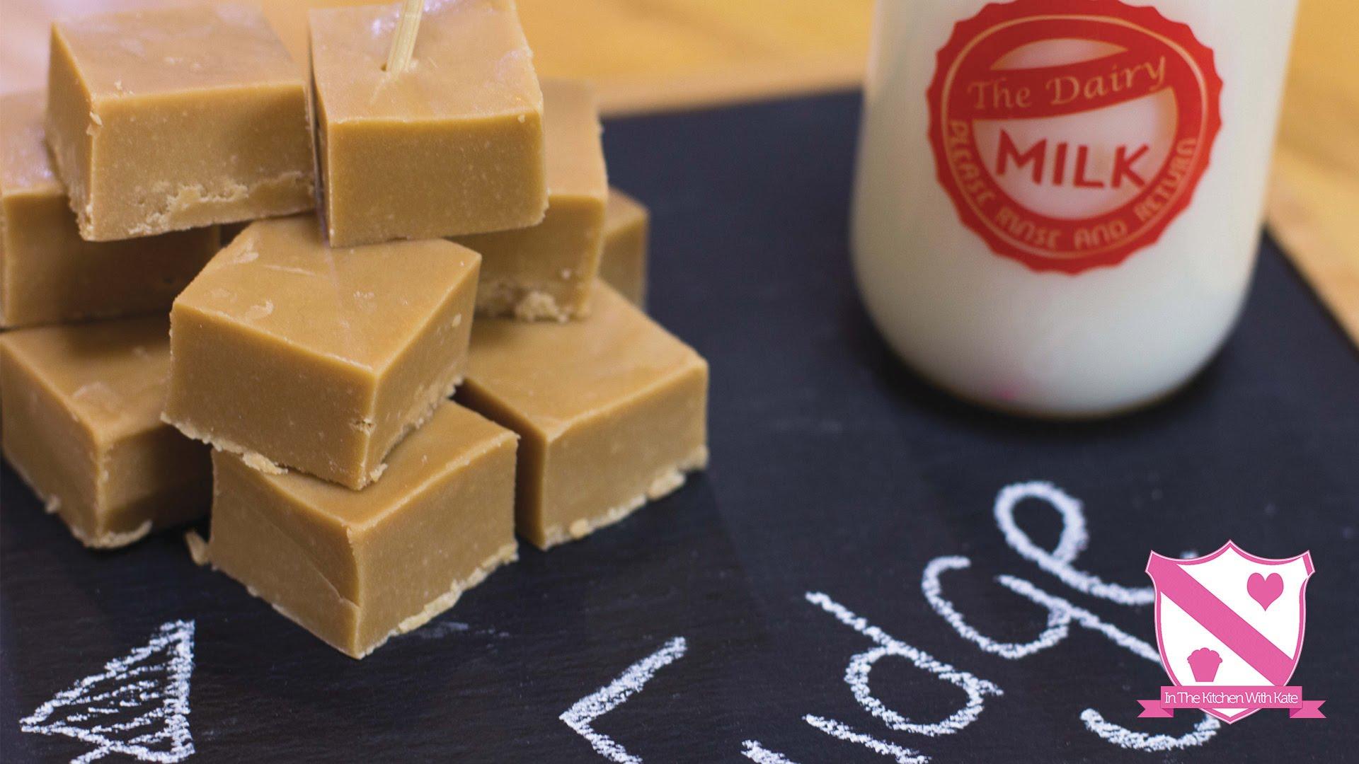 A Really Wonderful Vanilla Fudge Recipe