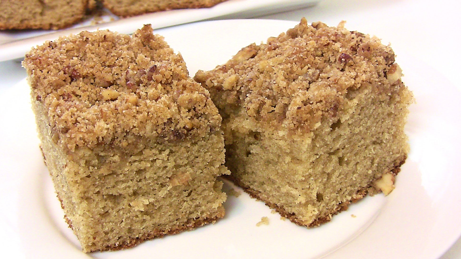 Old Fashioned Yeast Coffee Cake