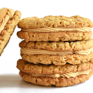 Perfect Giant Almond Butter Cookies To Make