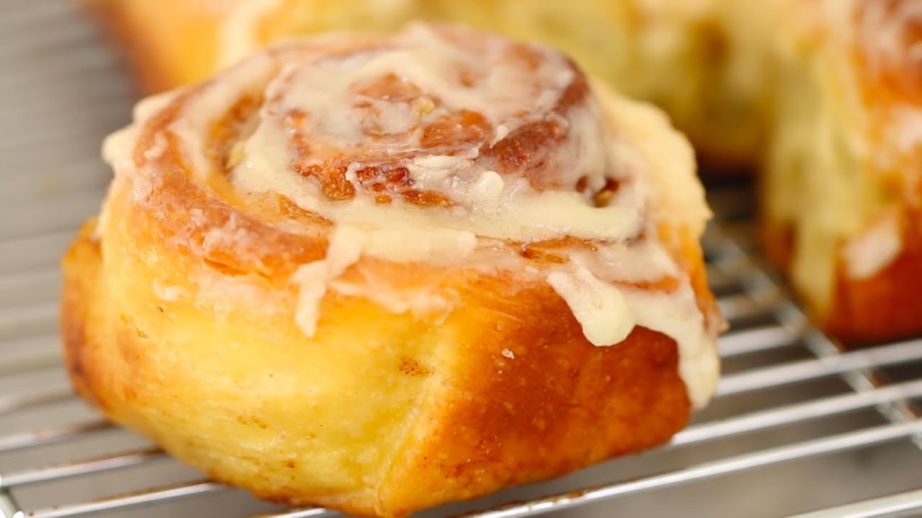 One Of The Best-Ever Cinnamon Roll Recipe