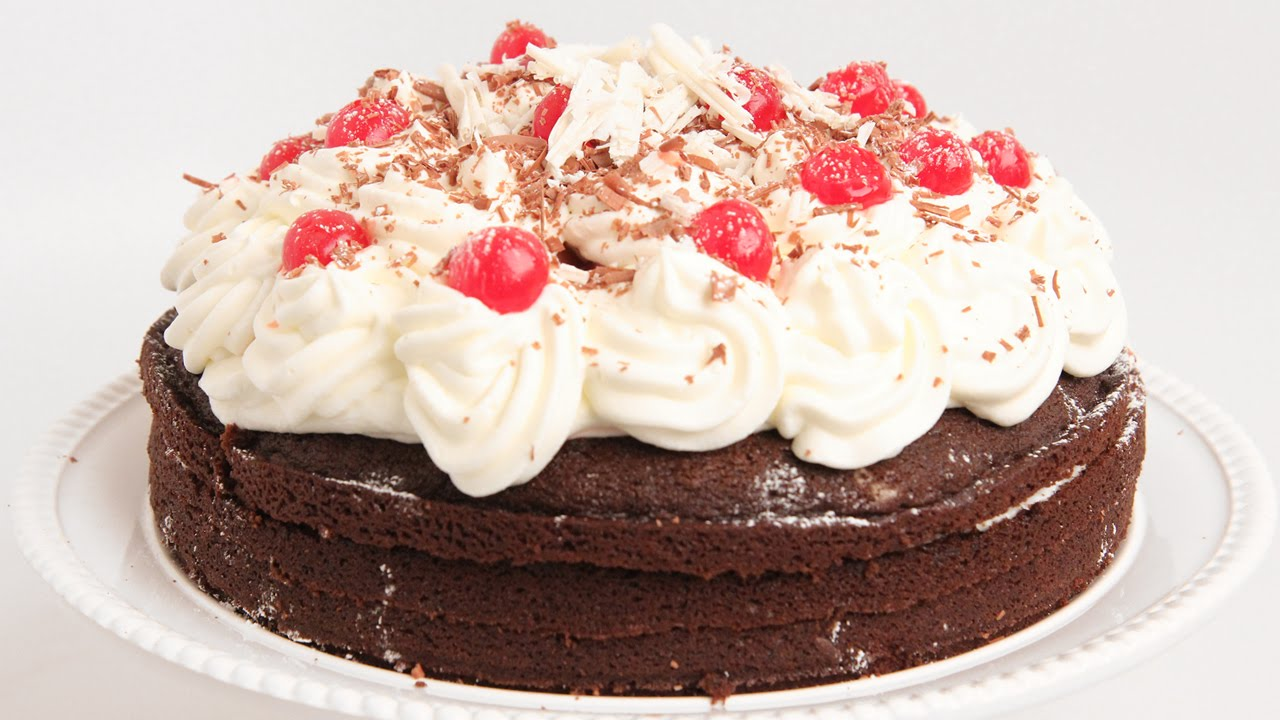 Delicious Black Forest Cake Recipe That Is Truly Delicious