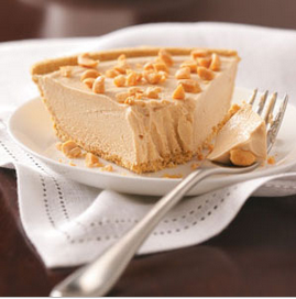 A Really Wonderful Silk Peanut Butter Pie Recipe