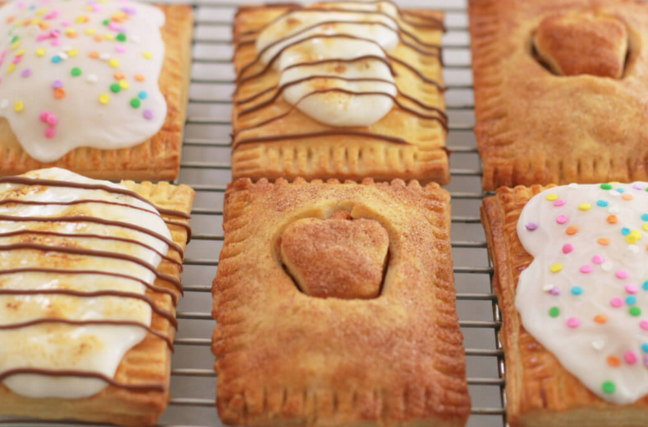 Want To Make Your Own Pop Tarts ? Well Here Are 3 To Choose From
