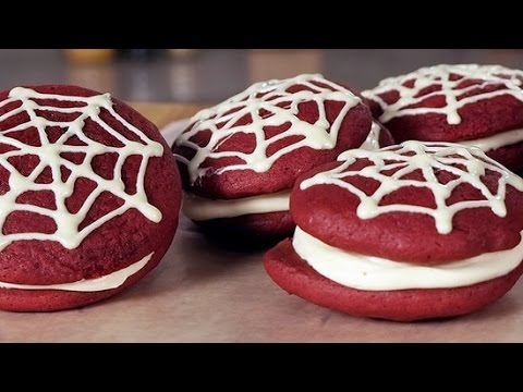 A Really Easy Red Velvet Whoopie Pie Recipe