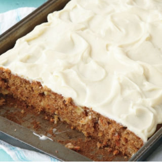 For Canadian Thanksgiving A Wonderful Canada's Best Carrot Cake Recipe with Cream Cheese Icing
