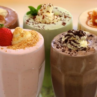Looking For A Milkshake Recipe ?, Well Here Are 5 Ice Cream Ones