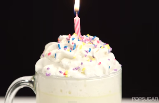 Why Not Make This Hot Chocolate For Your Birthday