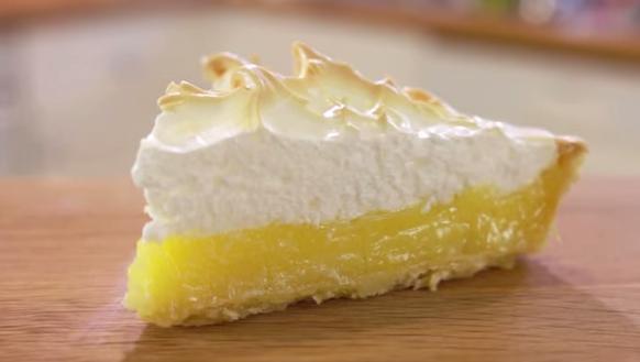 A Lovely Refreshing Lemon Meringue Pie To Make