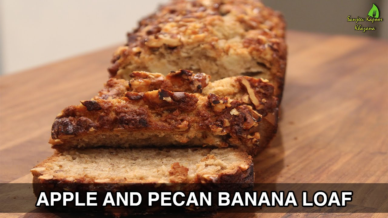 Looking For That Banana Nut Bread Recipe ? Then Why Not Try This Amazing Apple Banana Pecan Nut Loaf