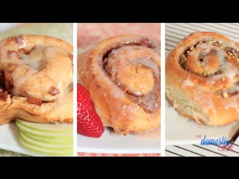 3 Different Cinnamon Roll Recipe To Try Out