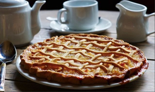 How To Make A Treacle Tart From Scratch