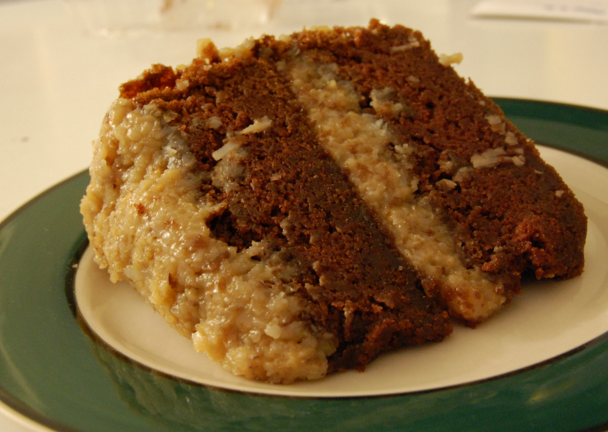 Coconut Pecan Frosting.. A German Frosting Recipe