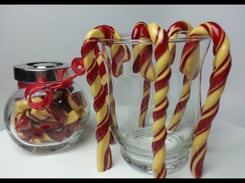 A Great Candy Recipe On How To Make Your Own Candy Canes