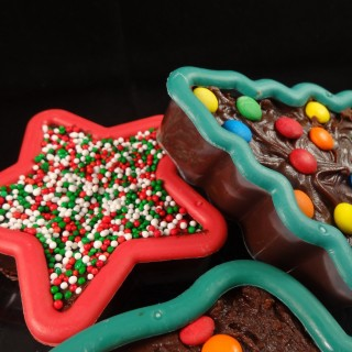 A Really Wonderful Fudge Recipe For These Fudge Filled Cookie Cutters