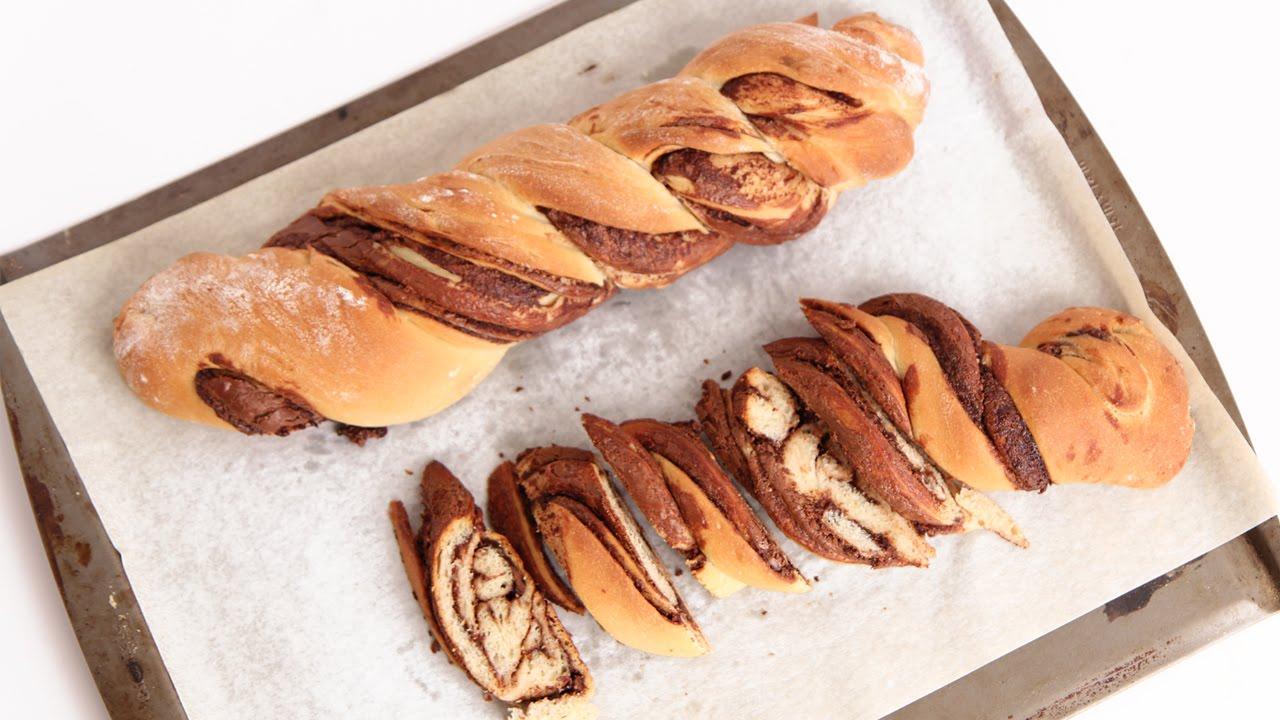 Love These Braided Nutella Bread Recipe