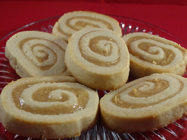 Love Cookie Recipes? Then Try These Caramel Swirl Cookies