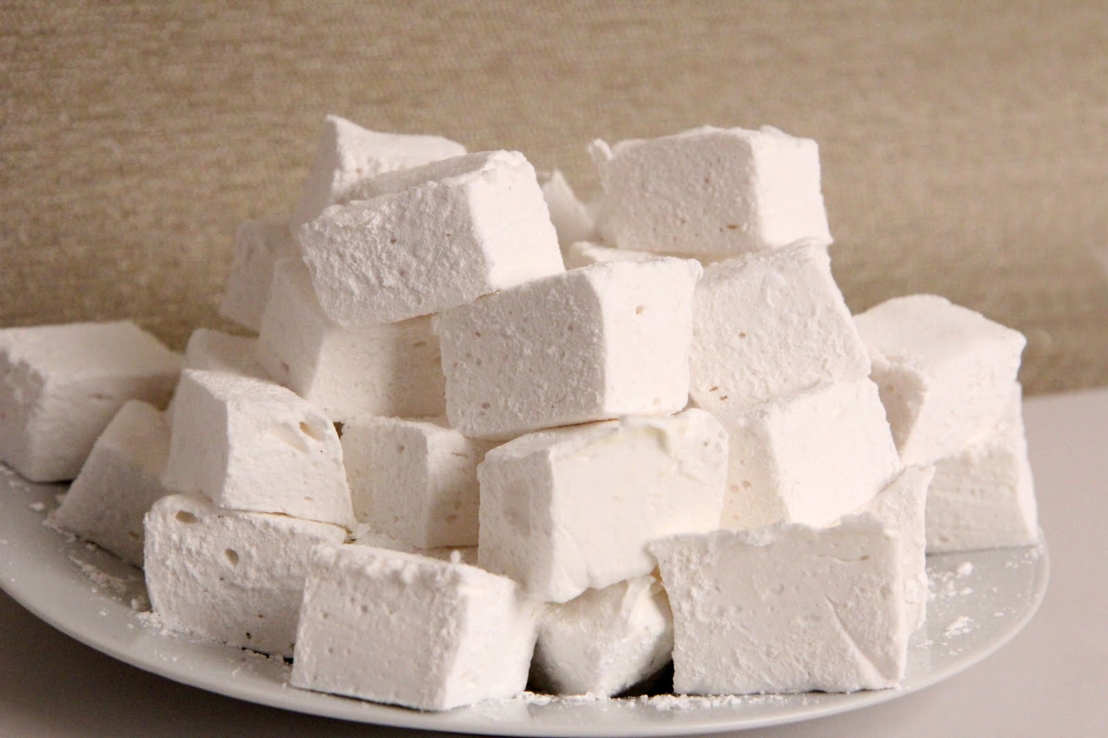 How To Make Homemade Marshmallows