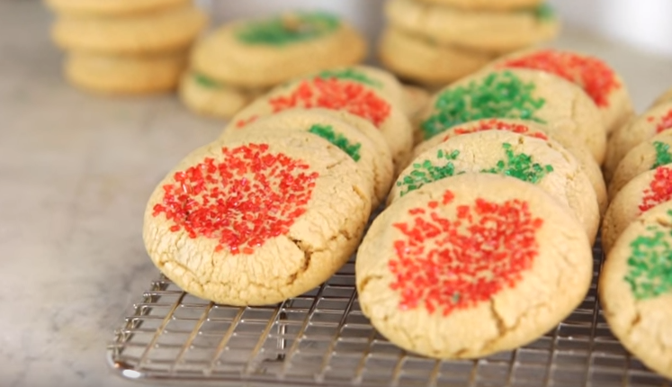 how to make candy cookies