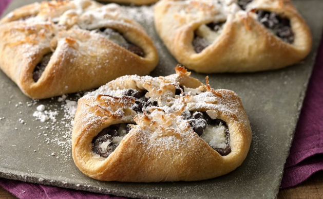 What Amazing Creamy Coconut Mocha Hazelnut Pastries To Make Recipe