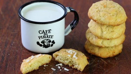 Delicious Dairy Free Coconut Cookies Recipe
