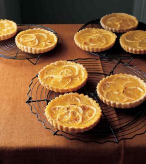 How To Make These Classic Shaker Lemon Tarts Recipe