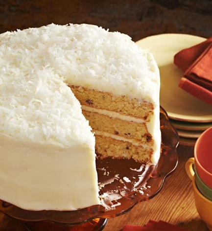 how to make fresh coconut cake