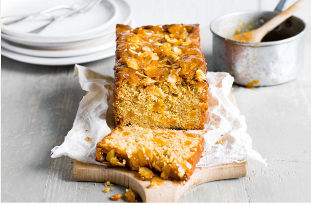 How About Making This Marmalade Glazed Apricot Loaf Recipe