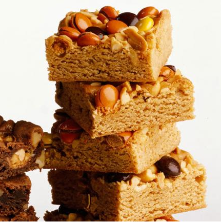 Easy to make peanut butter bars for Desserts to make with peanut butter