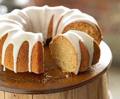 A Delicious Maple Syrup Cake Recipe