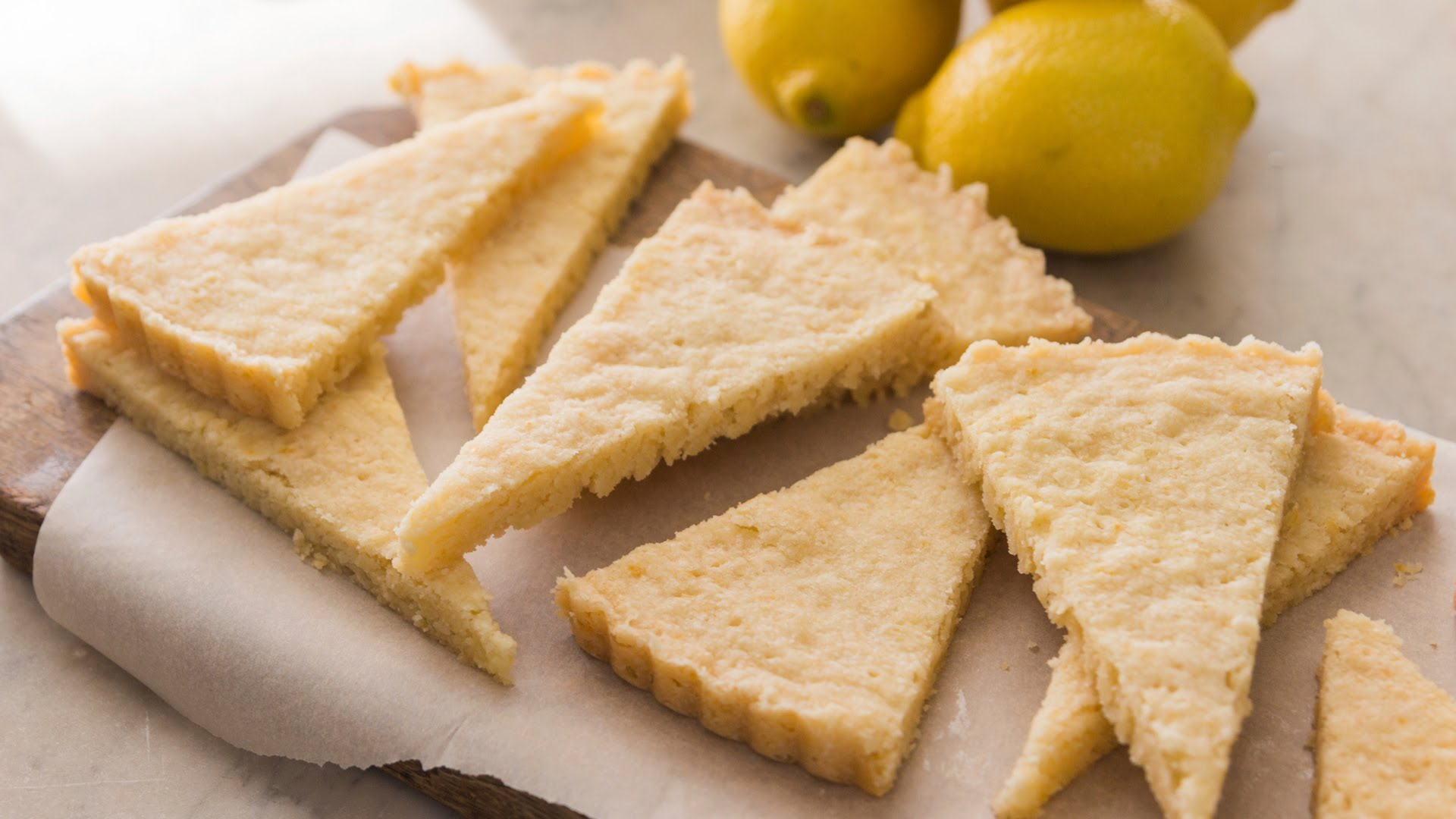 Lemon Cookies With Cake Flour