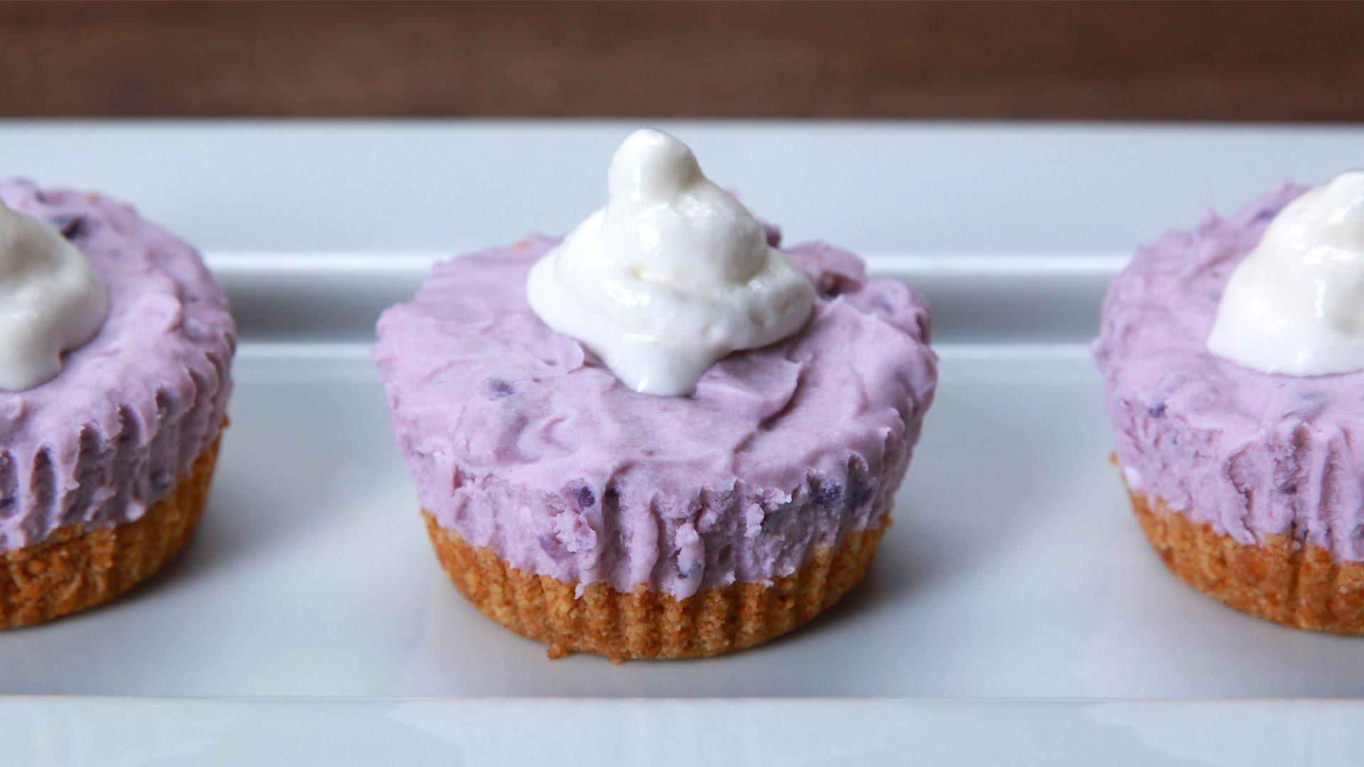 Baking Mini Cakes