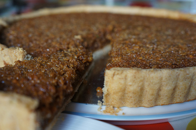 treacle-tart