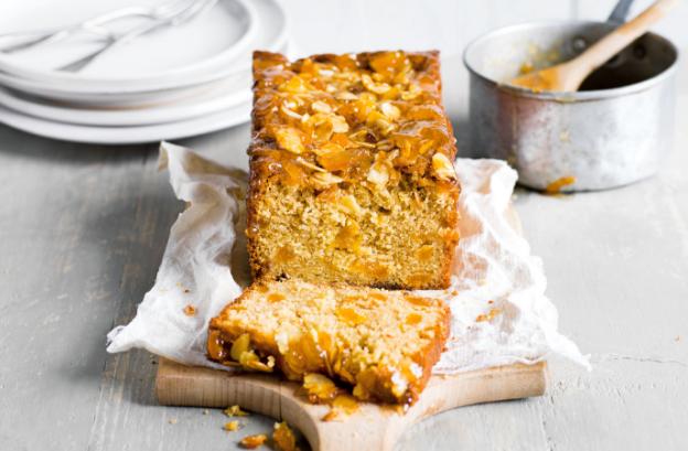 Marmalade Loaf Cake Recipes: A Yummy Marmalade-Glazed Apricot Loaf