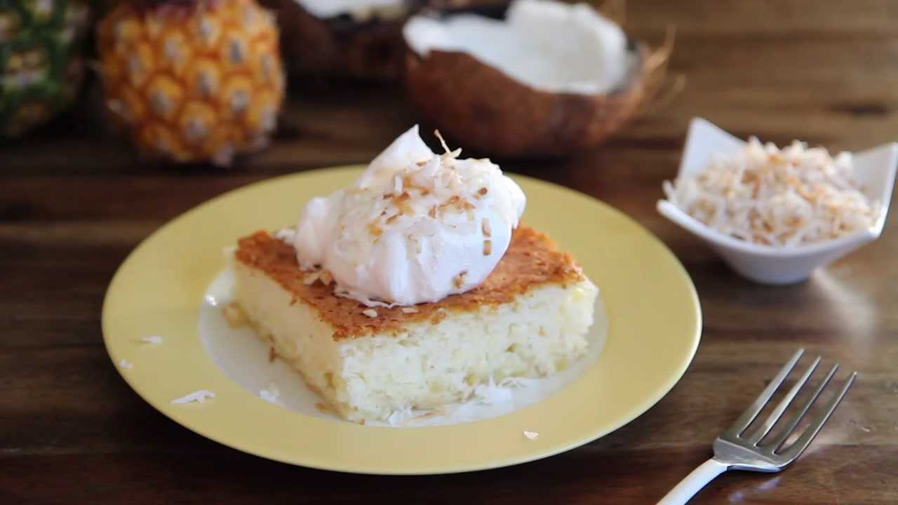 Angel Food Cake Frosting With Pineapple