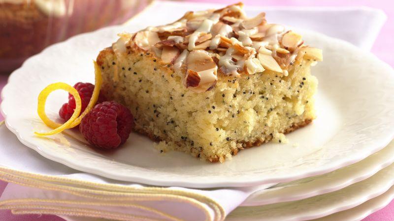 Lemon Poppy Seed Cake Mix Cookies