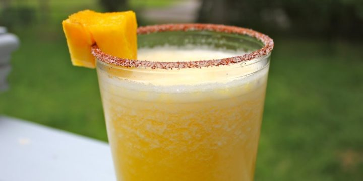 Fresh Pineapple Margarita