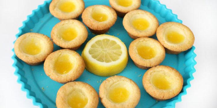 Lemon Cheesecake Cookie Bites