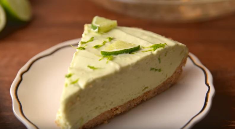 Avocado Cheesecake