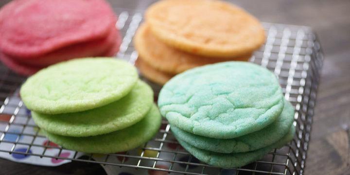 Jell-O Sugar Cookies