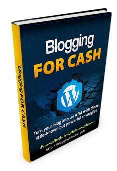 blogging for cash