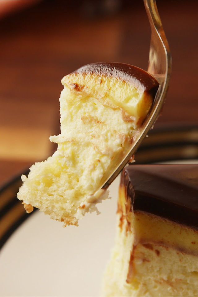 Recipes For Boston Cream Pie With A Cake Mix