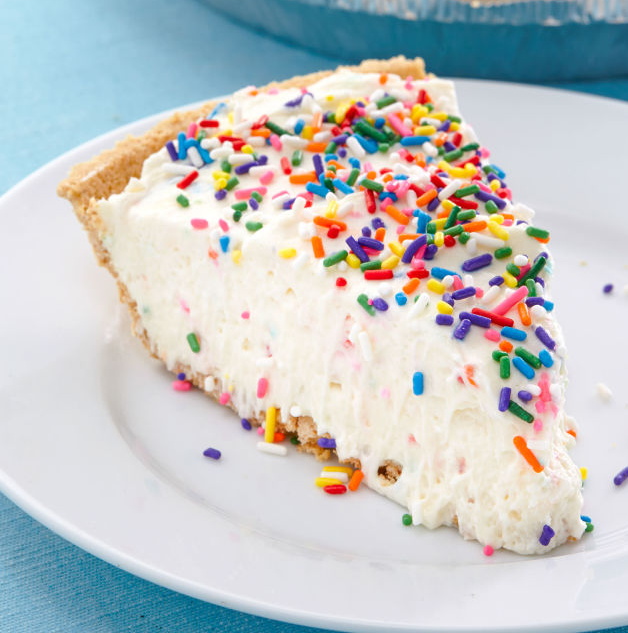 Look At This Amazing No-Bake Birthday Cake Cheesecake