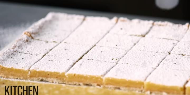 tasty lemon squares