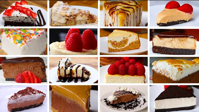 20 Best Cheesecake Recipes