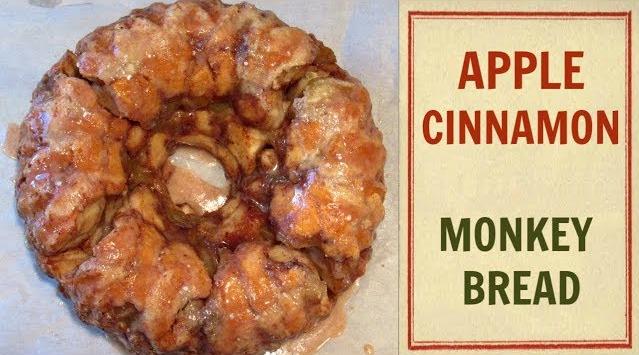 Apple Cinnamon Monkey Bread